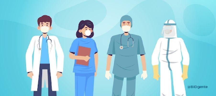IGobierno reanuda los internados en salud y flexibiliza requisitos para contratar personal de salud recién egresado y del extranjero